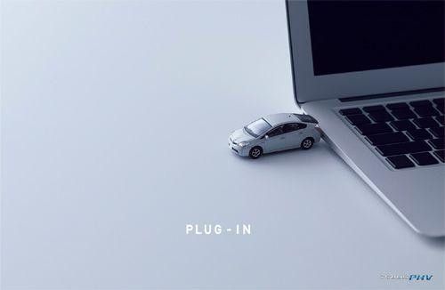 毎日広告デザイン賞 トヨタマーケティングジャパン「プリウスPHV」