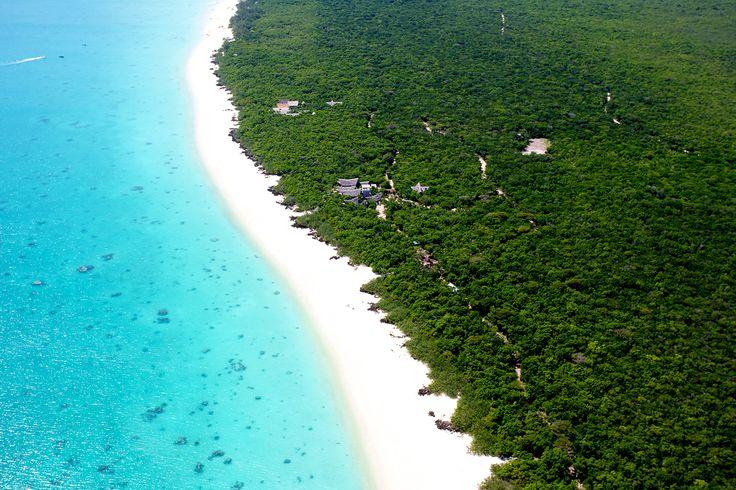Suluwilo is a completely private villa on #Mozambique's virtually untouched Vamizi Island. #SecretAfrica