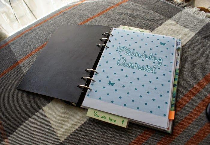 C. the teacher: Dans mon bullet journal...