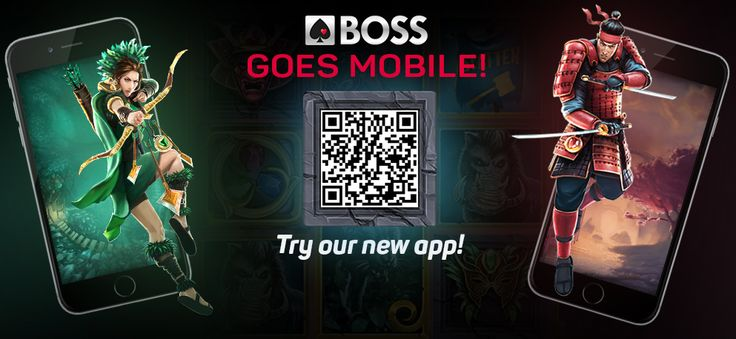 Now your favorite slots are right at your fingertips! Have you already installed our mobile application? If no, then it is time to do it!  Stay, play and win with BOSS Casino!