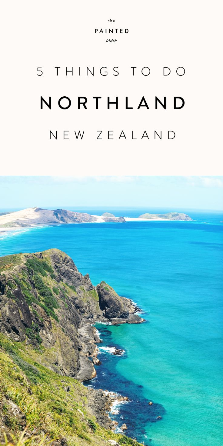 5 things to do in Northland, New Zealand - The Painted Globe travel blog, things to do in Bay of Islands new zealand, Russell, Cape Reinga, 90 Mile Beach, Waipoua Forest, things to do near Auckland New Zealand, Things to do in New Zealand, Must do New Zealand, New Zealand road trip, New Zealand travel ideas, Activities in New Zealand, things to do in NZ, north island new zealand, things not to miss in New Zealand, best views new zealand, beaches new zealand