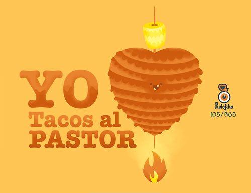 YO <3 Tacos al Pastor