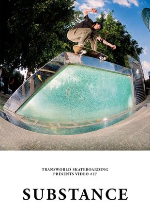 Watch Substance - TransWorld SKATEboarding Online | Vimeo On Demand on Vimeo