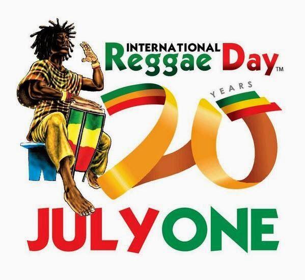 NEW IMAGE PROMOTIONS: International Reggae Day