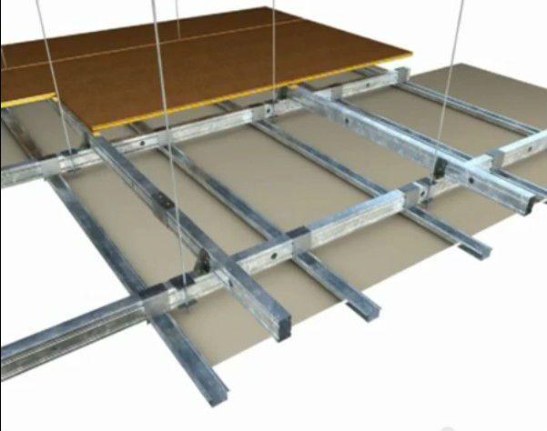Ceiling Design Using Metal Furring Metal Ceiling Ceiling Design Armstrong Ceiling