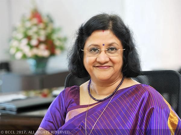 The legacy of Arundhati Bhattacharya: How she kept SBI unscathed in the most testing of times - The Economic Times