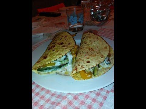 Il Blog di Elisabetta: Tacos ripieni di peperoni rossi e gialli speziati,...