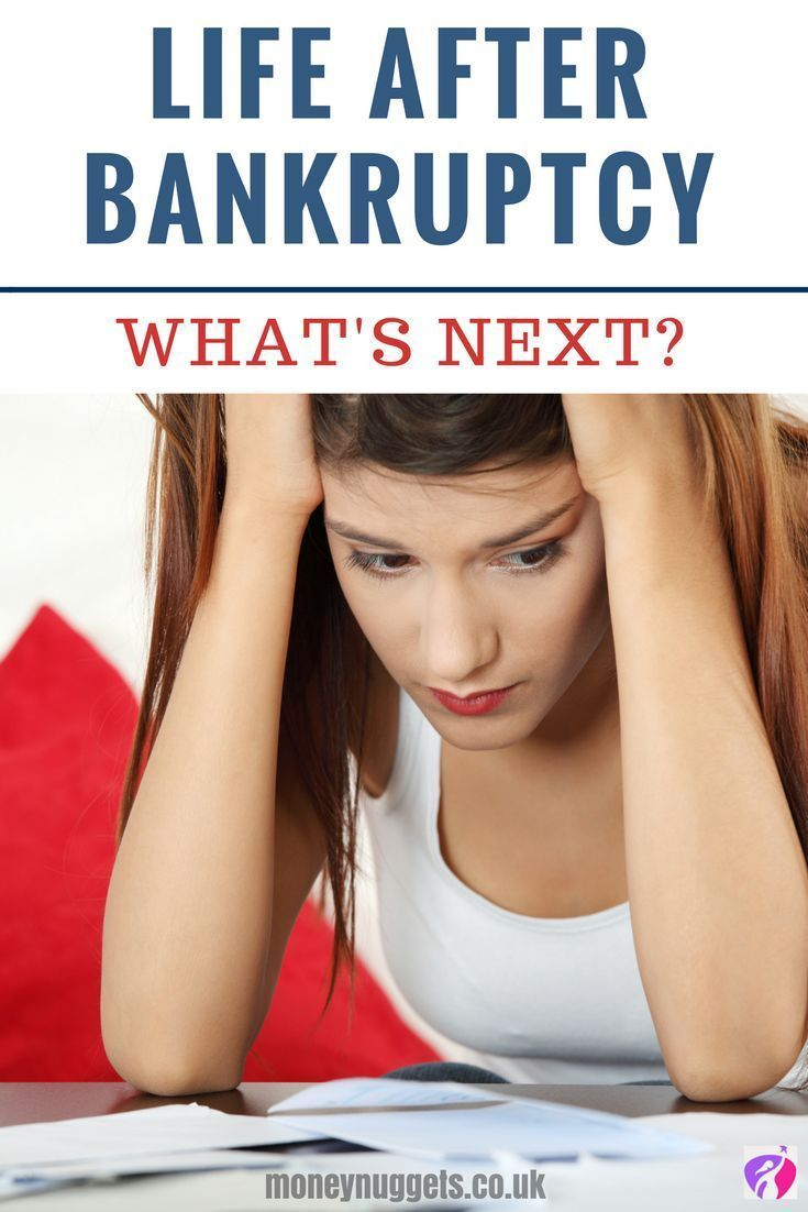Life After Bankruptcy What Happens When You Declare Bankruptcy Bankruptcy Personal Finance Bloggers Personal Finance Blogs