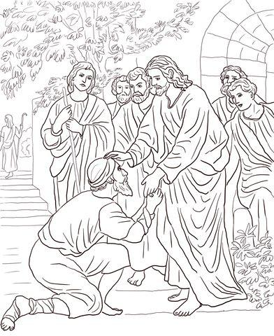 12 best BIBLE: JESUS HEALS SICK images on Pinterest