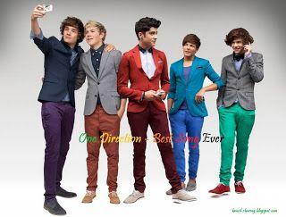 Lirik Lagu One Direction - Best Song Ever | Kancil Sharing