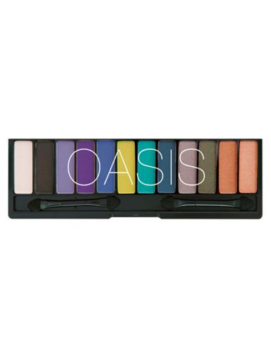 Chi Chi Oasis Palette. This has so many different colours in it and a fair few matte shades which I'm lacking.