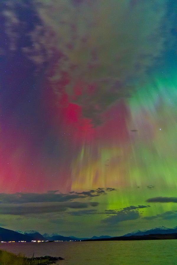 ✮ Sky Full of Northen Light
