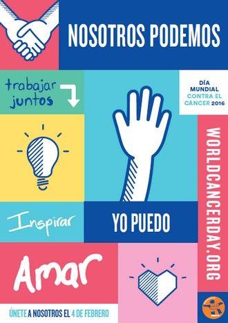 Día Mundial contra el Cáncer #AECC #farmaciajuanalorenzo