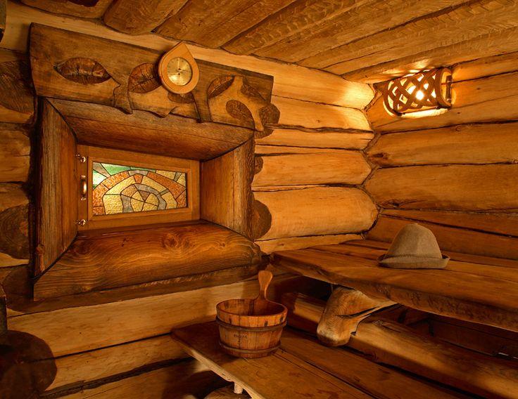 Внутренняя отделка бани -подбор фотографий интересных дизайнов. Разбираем особенности разных редких пород дерева для отделки бани.