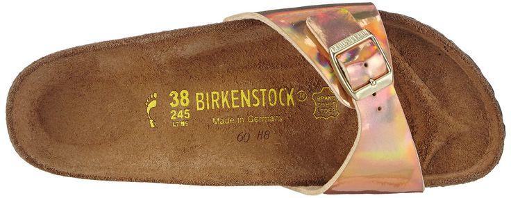 Birkenstock Classic MADRID, Damen Pantoletten: Amazon.de: Schuhe & Handtaschen