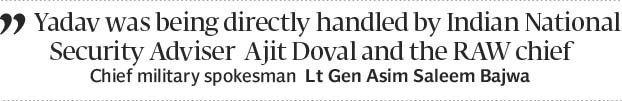 Indian spy admits RAW destabilising Pakistan - The Express Tribune