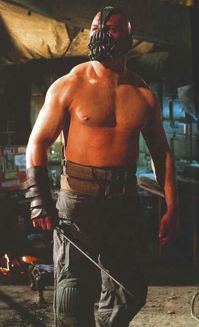 Tom Hardy The Dark Knight Rises Bane - tom-hardy Photo
