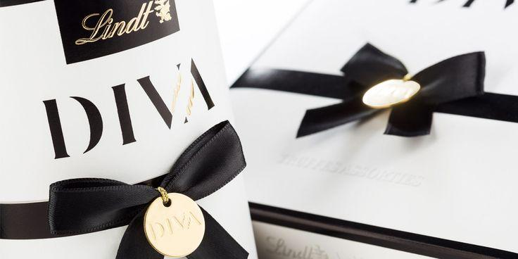 Lindt DIVA — The Dieline - Package Design Resource