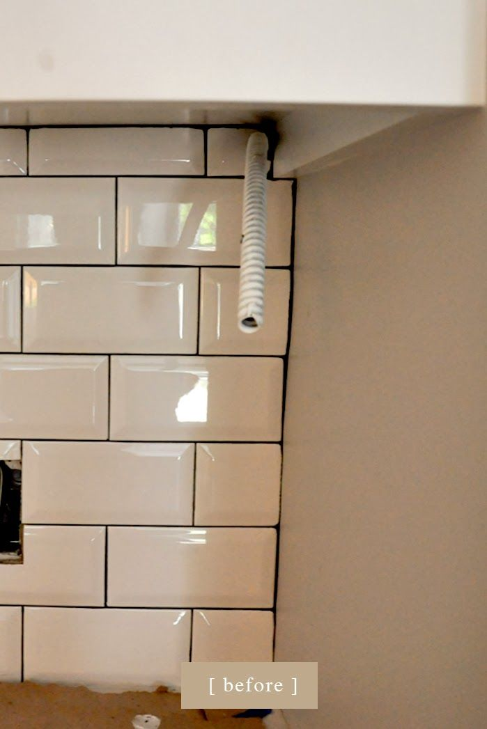 Craftsman Bungalow Renovation Beveled Subway Tiles