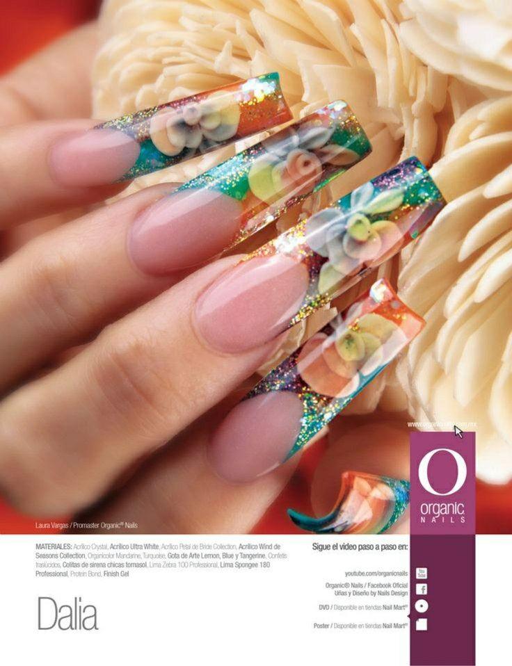 Laura Vargas/ ProMaster Organic® Nails