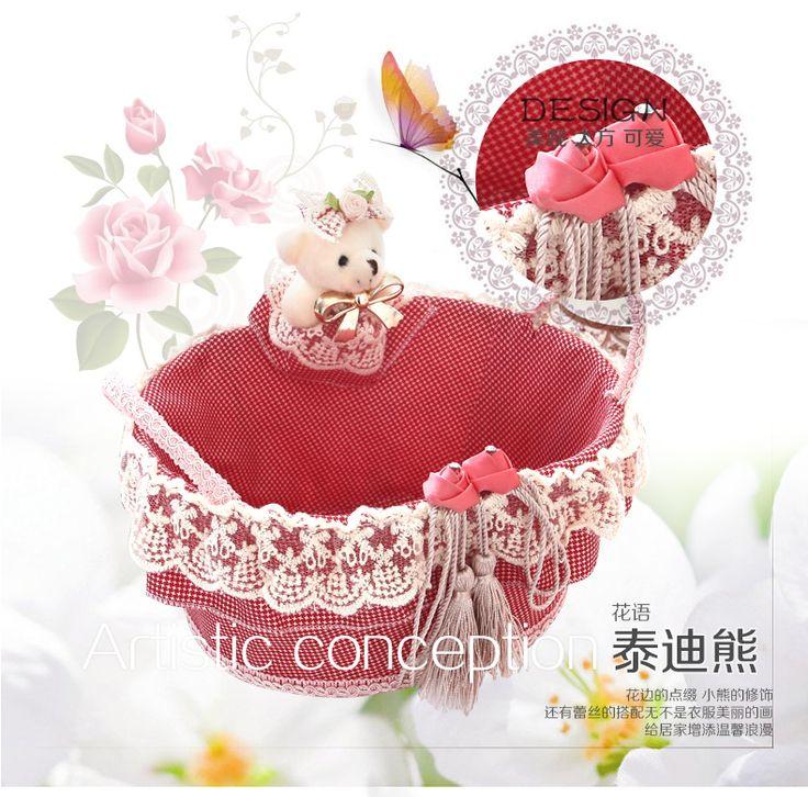 Девять мангустан творческой насосная поднос ткань прекрасный пастырской домашняя гостиная туалетная бумага кассета насосное машина коробки ткани автомобиля -tmall.com Lynx