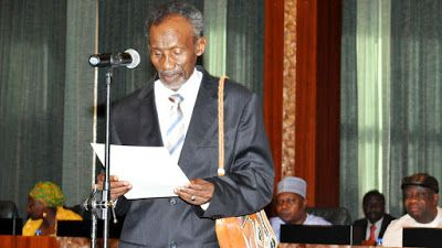 Welcome to Koko level's Blog | Koko level's: Ex-CJN Justice Mahmud Mohammed Calls for Constitut...