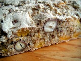 Kaura-tattarileipä