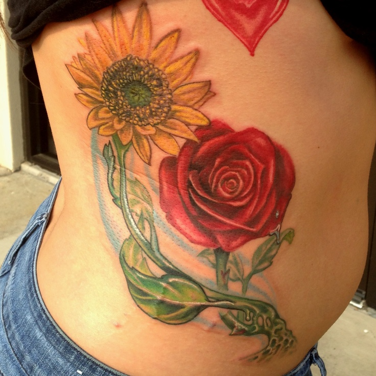 1000 images about flower tattoo ideas on pinterest for Tattoo above vagina
