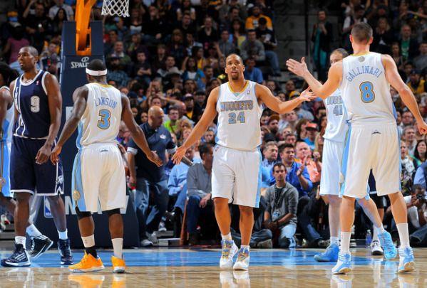 Ranking NBA's Best Starting Five