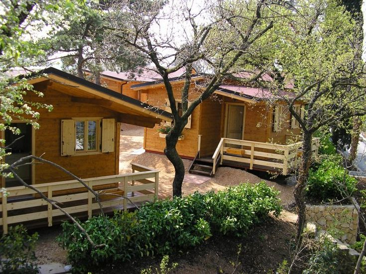 Chalets Camping San Biagio