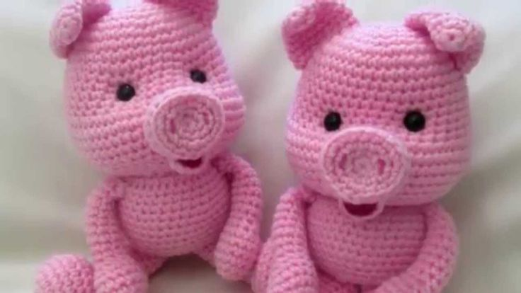 http://amigurumi.com-download.ru/porosenok.php Амигуруми: Поросенок. Бесплатная схема для вязания игрушки. FREE amigurumi pattern. #амигуруми #amigurumi #схема #pattern #вязание #crochet