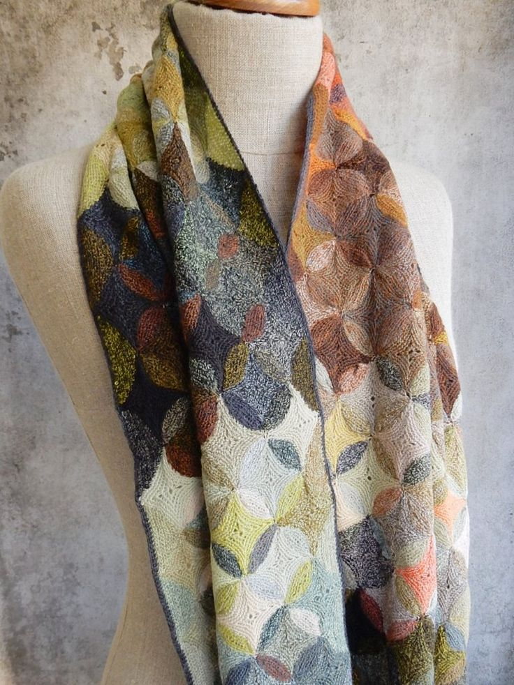 """Mix and Match"" Scarf"