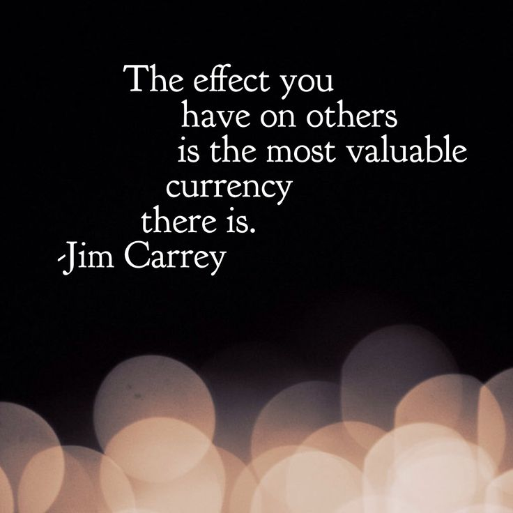 Let Jim Carrey Change Your Day ... and Maybe Your Life.