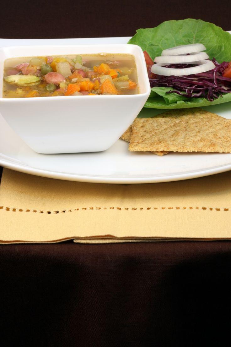 Vigilantes do Peso dá a receita da nova Sopa de Legumes