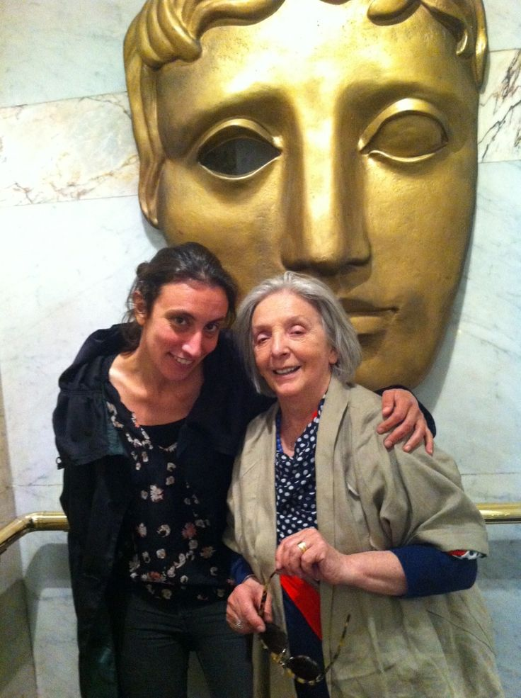 The film #RebelMenopause by Adele Tulli is now available to watch online on Curzon Home Cinema in UK and in Ireland! http://goo.gl/CBpyCY. We met Adele at @BAFTA to talk about Italian and British cinema. Congrats!
