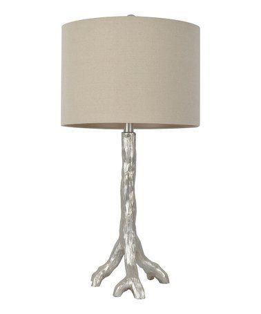 Branches table lamp Metal Tree Silver Tree Branch Table Lamp Pinterest Silver Tree Branch Table Lamp Zulily Items Make Pinterest