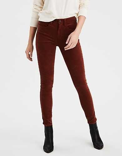 757ad0c4af175f High-Waisted Corduroy Jegging | my look thoughts | Jeggings ...