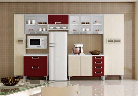 Armário de Cozinha Itatiaia - Toda Perfeita