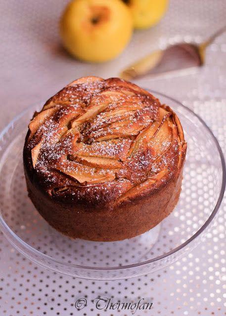 Recetas BBSS: Bizcocho de puré de manzana asada sin azúcar, BBSS...