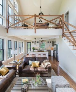 Walnut staircase with cable rail. Walnut staircase with cable railing. Walnut staircase with cable rail. Walnut staircase with cable rail #Walnut #staircase #cablerail Caldwell & Johnson Custom Builders & Remodelers