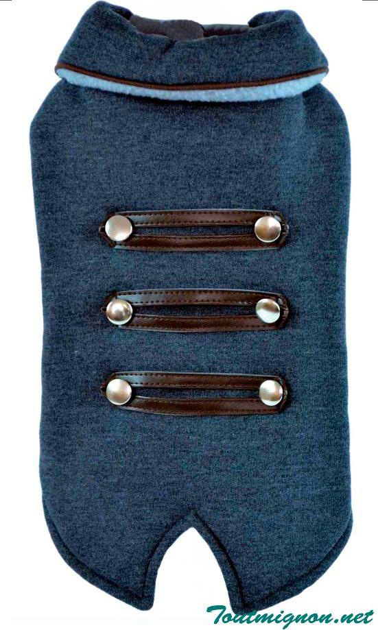Ropa para mascotas. Encuentra todo lo que necesites para tu amigo peludo como este Abrigo Sherlock . Ropa, accesorios y mas para mascotas. www.toutmignon.net