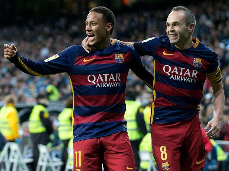 バルセロナに所属するスペイン代表MFアンドレス・イニエスタが、同クラブのブラジル代表FWネイマールについてコメント。同選手のバルセロナ残留を願っていることを明···