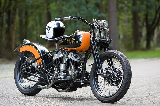 1948 Harley WL