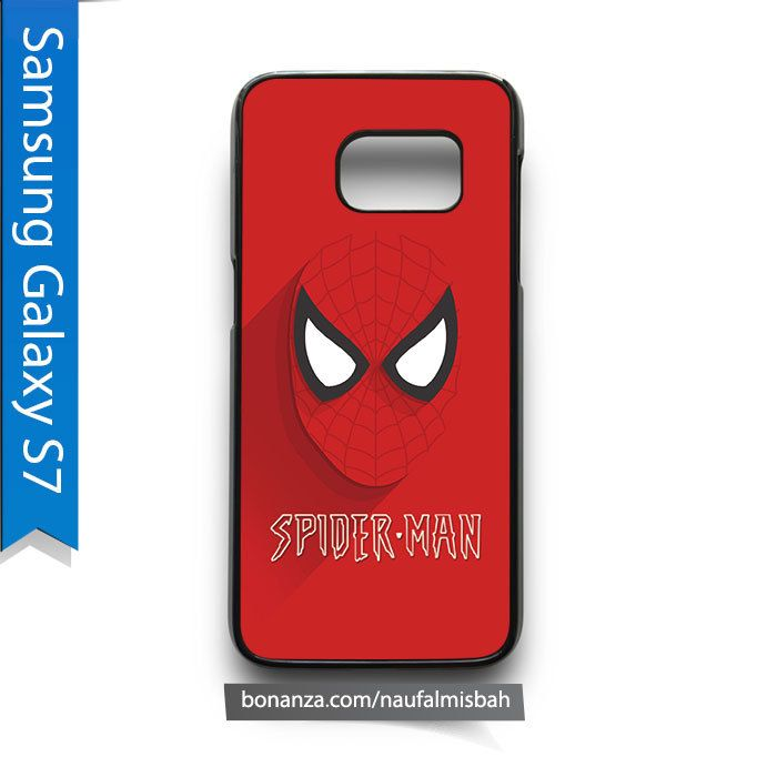 Spiderman Minimalist Samsung Galaxy S7 Case Cover