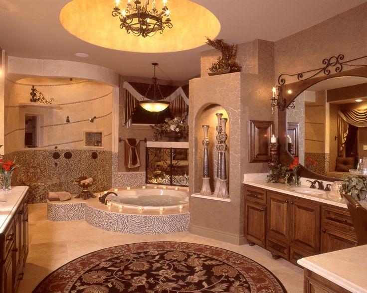 stadler custom homes  dream bathrooms romantic bathrooms