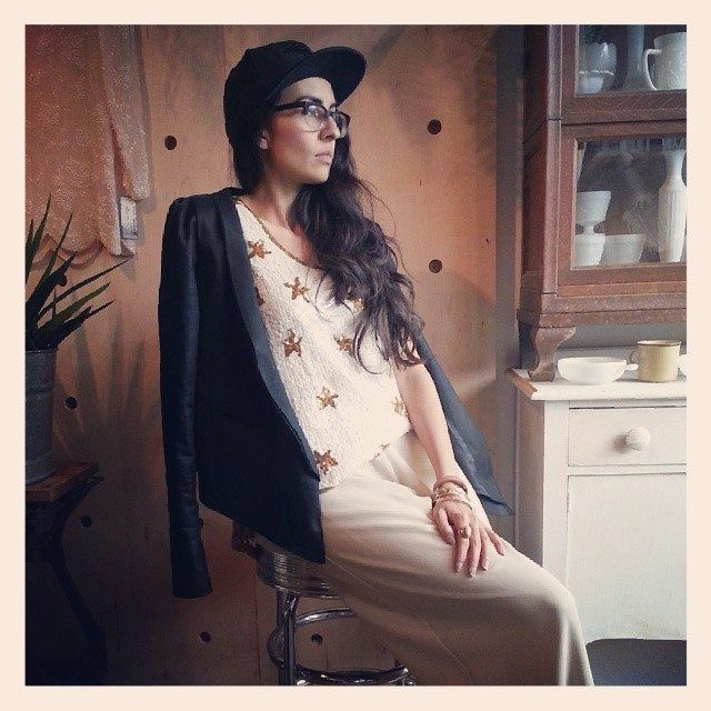 Their Pretty Looks: Tala Berkes or The Girl with Style So Good, It's Intimidating