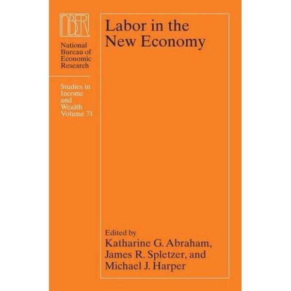 labor in the new economy (national bureau of economic research stu)
