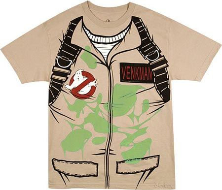 I Ain't Afraid Of No Ghostbuster T-Shirt