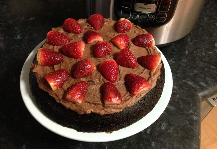 Beetroot chocolate cake with refined sugar free icing - Real Recipes from Mums