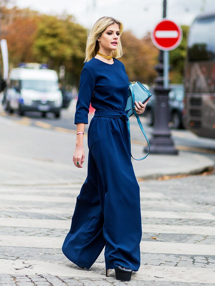 15 Chic Wedding Guest Outfits For When You're Panicking About What to Wear via @WhoWhatWearUK